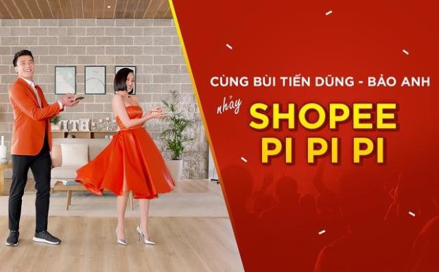 Viral Marketing của Shoppe
